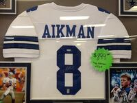 White and blue dallas cowboys jersey Hagerstown, 21740