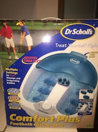 Dr. Scholls Foot Spa Surrey, V4A 5A3