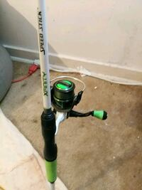 black and green fishing rod North Augusta, 29841