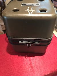 Vintage Military night Vision Sight Coolant Case Wilmington, 01887