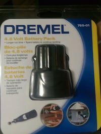 Replacement battery for dremel