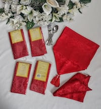 Holiday Tablescape Decor & dining items Markham, ON, Canada