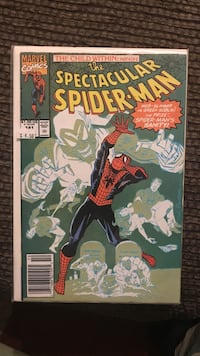 Marvel Comics The Child Within: part 4 of 6 the Amazing Spider-Man comic book Fredericksburg, 22401