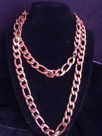 stainless steel chain new