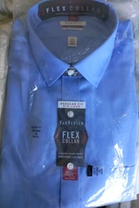 Men's Van Heusen Dress Shirt Mount Sinai, 11766