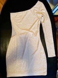 Forever 21 Nude Glam Dress - Small Stoney Creek, L8G 3N7