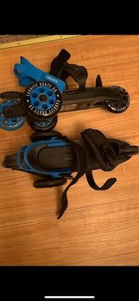black and blue corded power tool New York, 11370