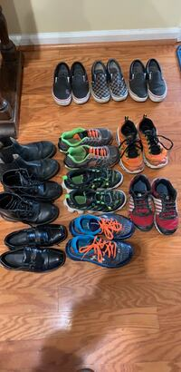 assorted pairs of shoes and shoes Columbia, 29209
