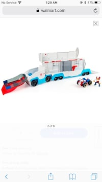 Paw patroller Truck, Beanie, P P Recycle  Truck Charles Town, 25414