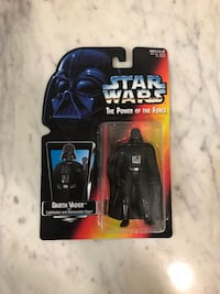 STAR WARS COLLECTIBLE THE POWER OF THE FORCE - DARTH VADER Palm Desert, 92260