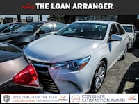 2017 toyota camry with 56,212km and 100% approved financing Peterborough