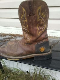 Justin work boots Elgin, 29045