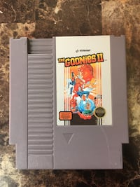 Nintendo The Goonies 2 Game Cartridge NES