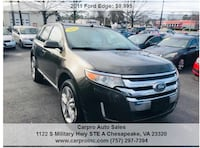 Ford - Edge - 2011 Hampton