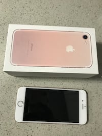 Unlocked iPhone 6s rose gold Vancouver, V5X 2P6