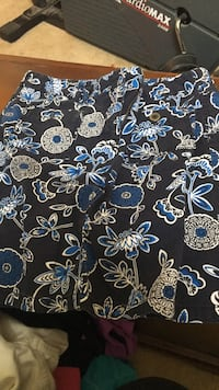 black and white floral textile Alexandria, 22307