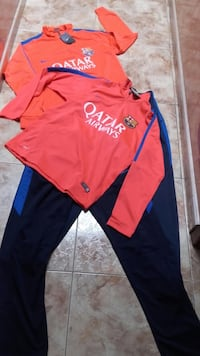 Chandals FC Barcelona Talla XL Ingenio, 35250