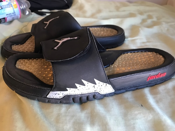 9cacb83b947d3f Used Jordan Sandals for sale in Provo - letgo