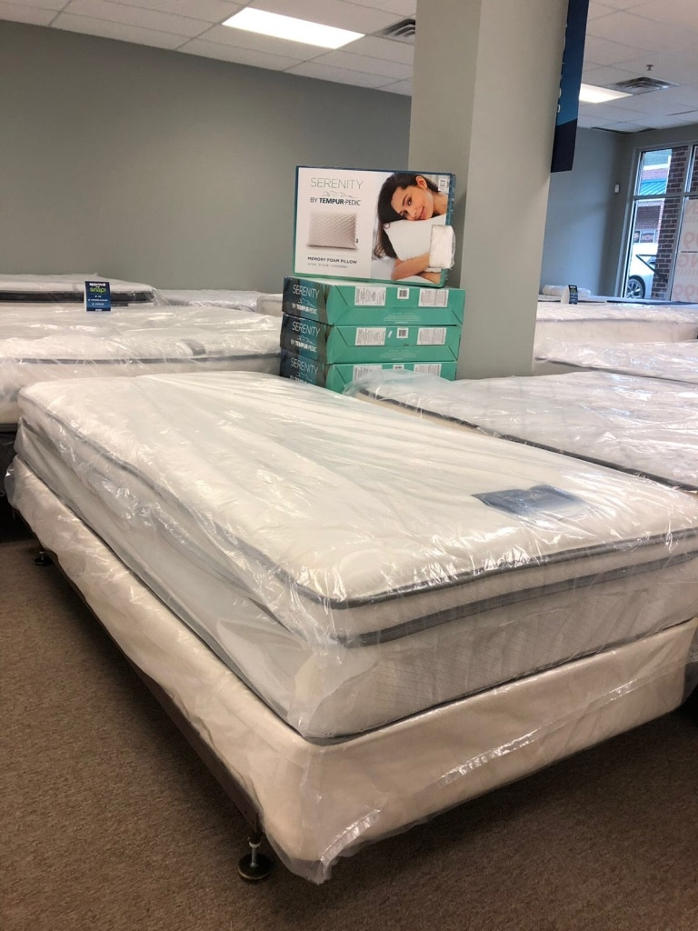Attirant Twin Size Mattress Sale Up To 60% Off, Financing And Delivery Available