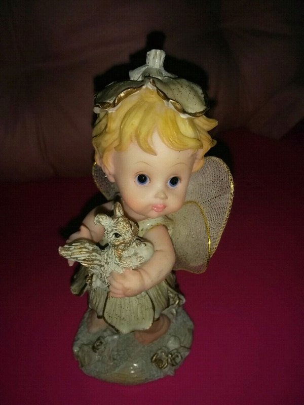 angel child figurine