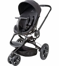 baby's black stroller North Potomac, 20878
