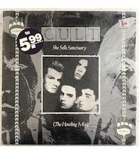 The Cult Vinyl Record Vaudreuil-Dorion, J7V 0L2