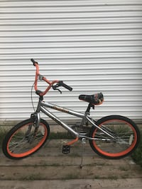 gray and red BMX bike Spartanburg, 29301