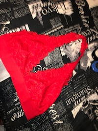PINK bralettes 1 red 1 black Edinburg, 78539