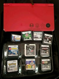 assorted Nintendo DS game cartridges Toronto, M6E 3L2