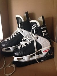 CCM Super 998 Tacks Men's Skates Size 7 1/2. Paid $230 plus tax.