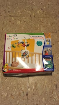 baby einstein discover and play musical mobile Hempstead, 11756