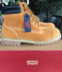 Levi's timberland style size 12 shoes Brand New Oakville, L6M 4G4