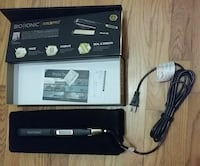 """Smoothing & Styling Iron 1"""" Antioch, 60002"""