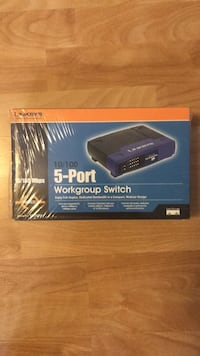 5 port linksys router Seaford, 11783