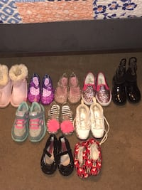 Baby girl shoes FOR SALE Martinsburg