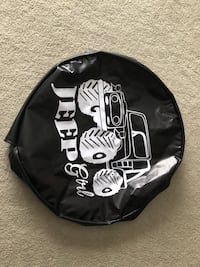 Jeep tire cover Saint Charles, 60175