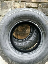 Two tires Goodyear 265/70R16 Arlington, 22204