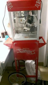 Betty Crocker popcorn machine