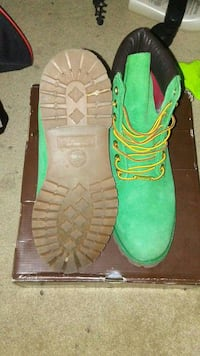 Size 10.5 LIMITED RELEASE TIMBS Gaithersburg, 20886