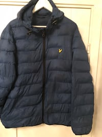 svart North Face zip-up bubblajacka Göteborg, 426 51