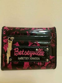 Betsy  Johnson  wallet  Whitby, L1N 8X2