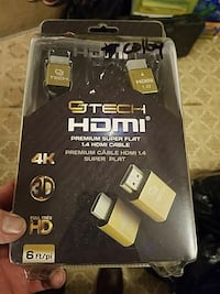 Gtech HDMI cable pack Columbia, 38401