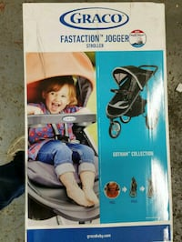 Graco fastaction jogger stroller  Capitol Heights, 20743
