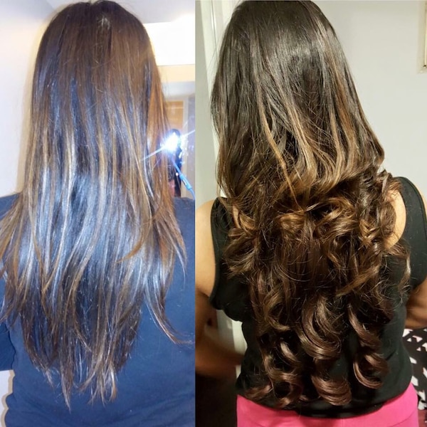Used Rapunzel Hair Extensions By Neha For Sale In Toronto Letgo