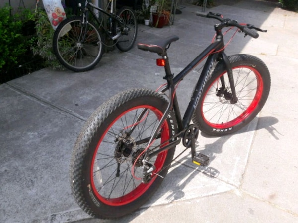 Used Northrock Fat Tire Bicycle For Sale In Hayward Letgo