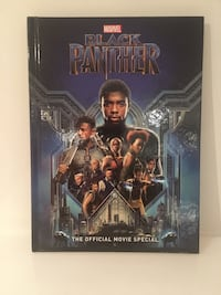Black Panther book Mississauga, L5C 1T7