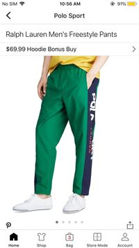 Polo track pants Foster City