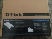 D link HD PoE Fixed Network security Camera DCS‑3010 (New) Edmonton, T5W 2X2