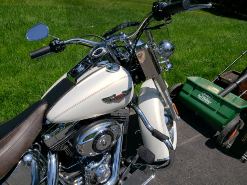 Beautiful 2014 Harley Davidson Softtail Deluxe 4bfd5e99-6a0a-4b3c-82fc-68986837ab92