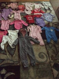 20 piece girls clothes